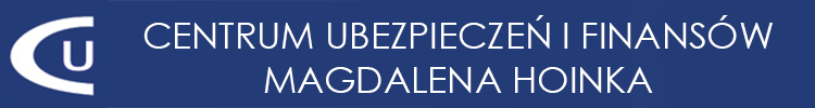 Centrum UbezpieczeÅ Logo